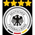 Logo équipe d'Allemagne coupe du monde